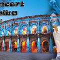 Concert : mika aux arènes de nîmes