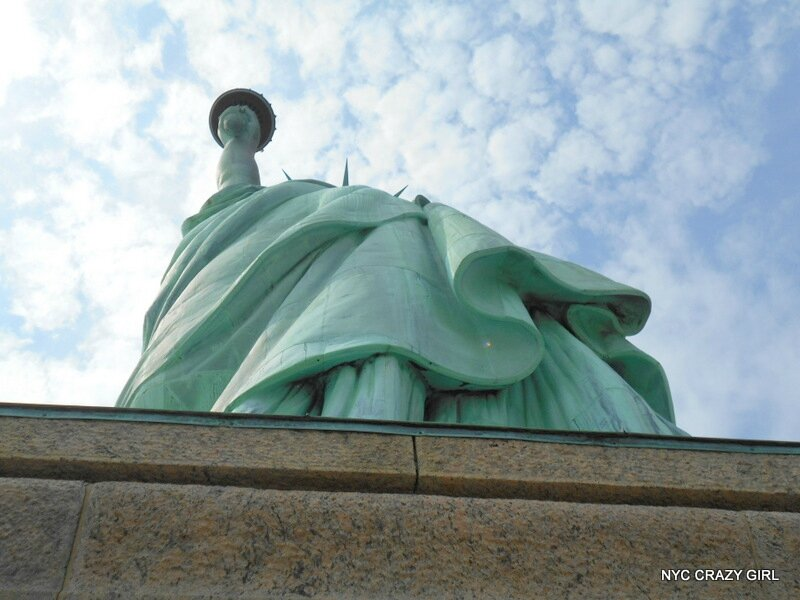 New York #1 : Miss Liberty, Oculus et Shake burger...