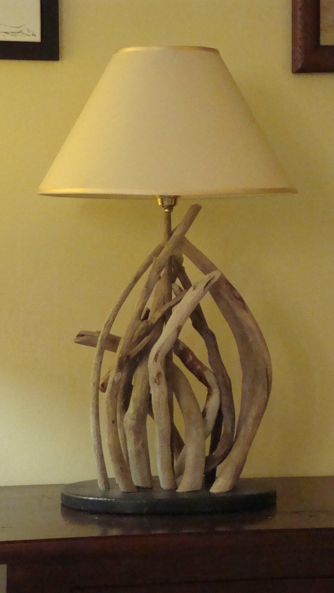 déco nature, créations en bois flotté