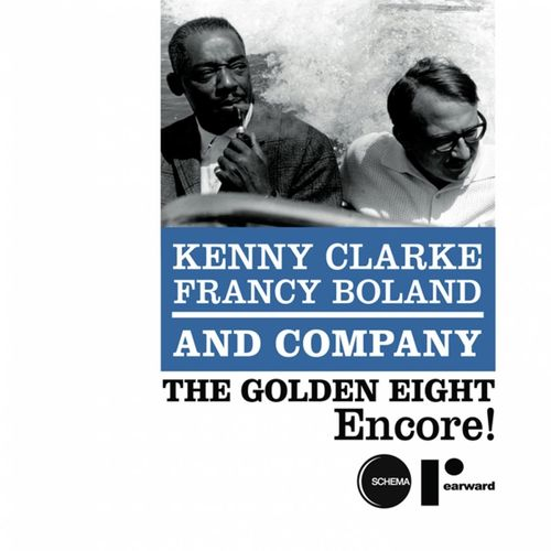 Kenny Clarke Francy Boland And Compagny - 1961 - The Golden Eight Encore! (Shema)