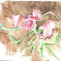 fleurs esprit carnet