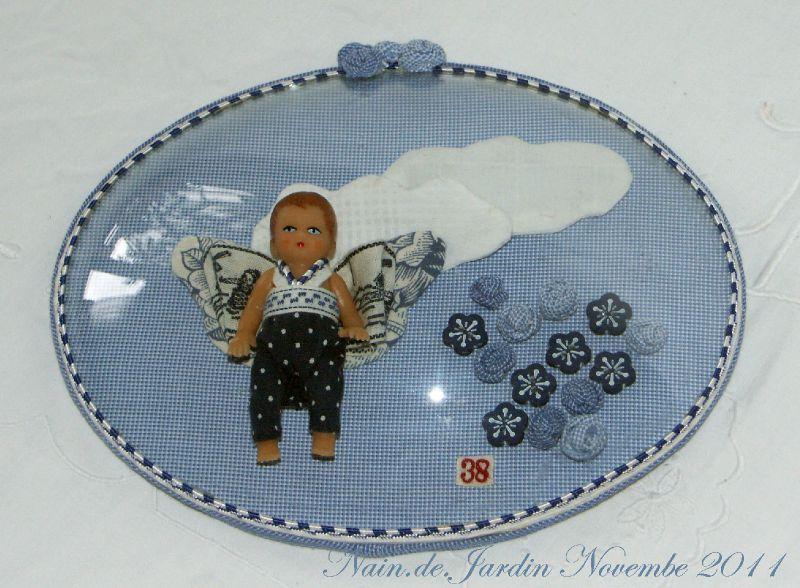 N°38 2010-10-11 Petit papillon bleu 1