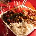 Le wok des amoureux