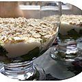 Tartare de kiwi, yoghourt et avoine (recette light)