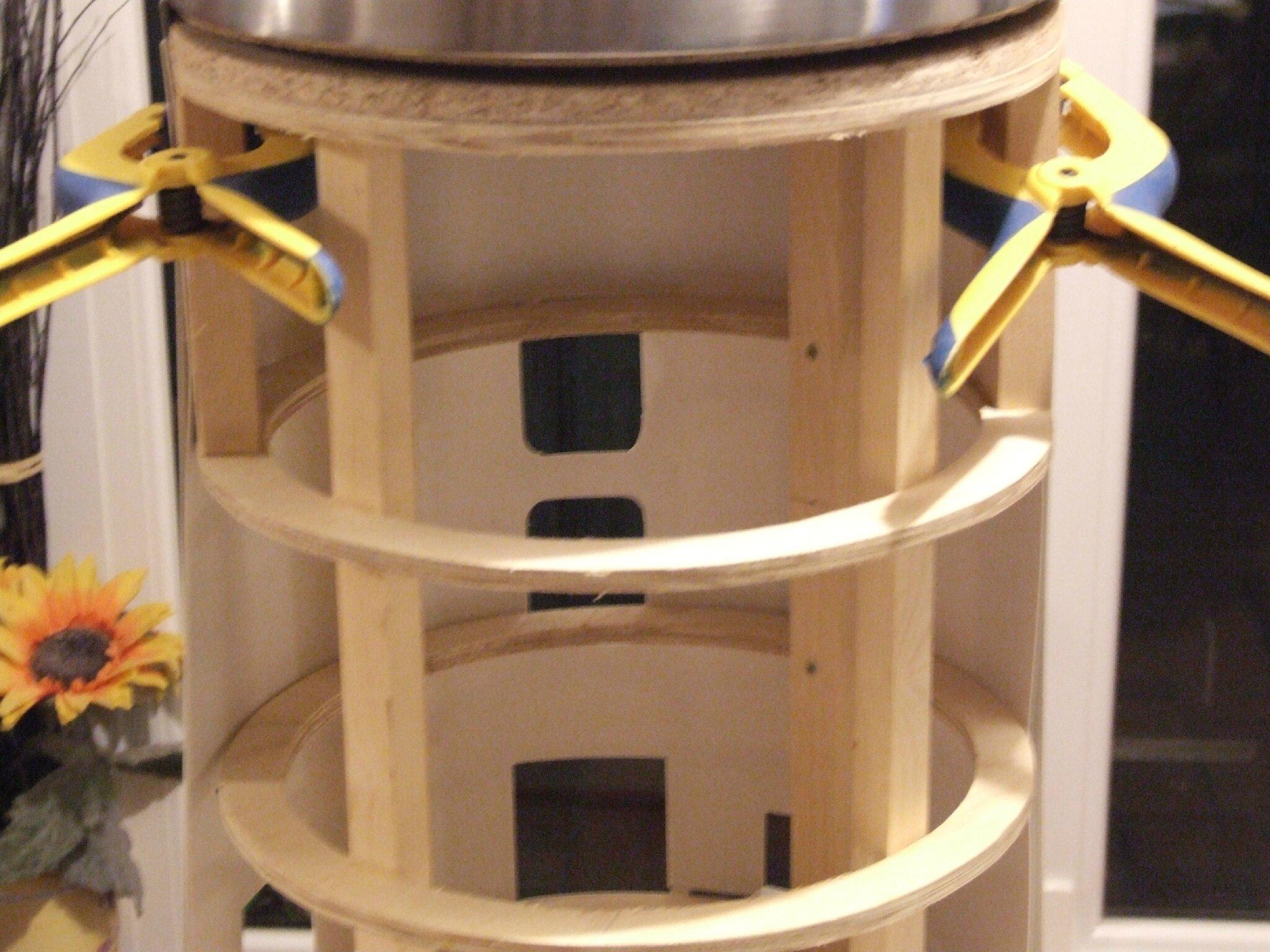 Fabrication r2d2 deco pour chambre de mon fils  style chris deco