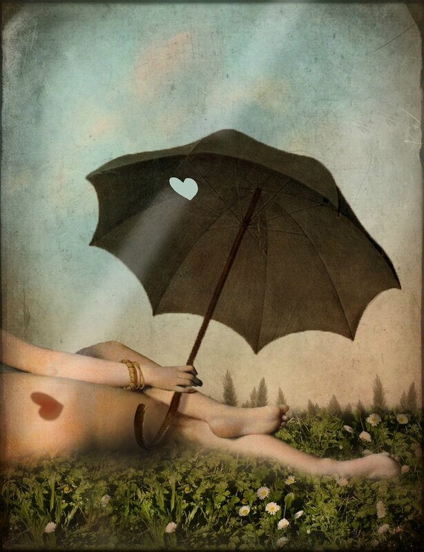 Catrin Welz-Stein - German Surrealist Graphic Designer - Tutt'Art@ (76)