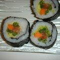 Les Sushis d'Emilie