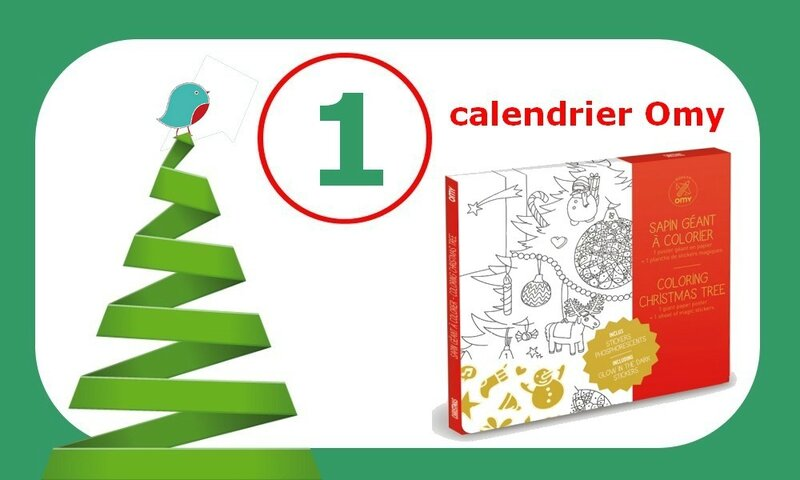 1 calendrier omy