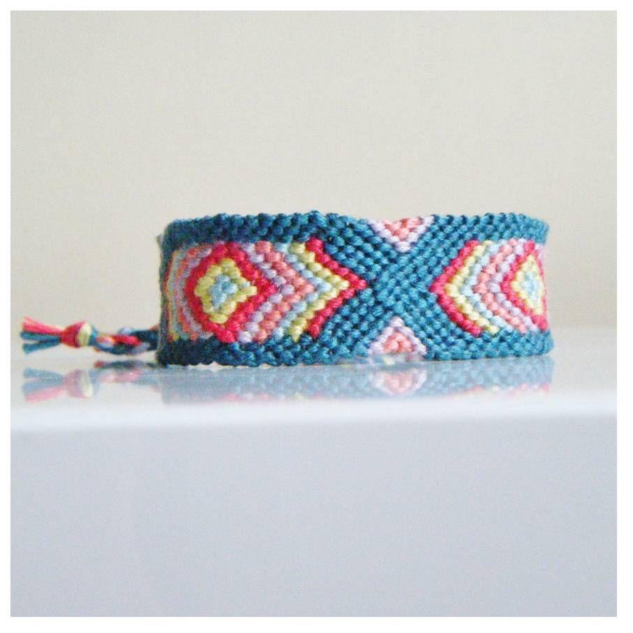 Bracelet été indien