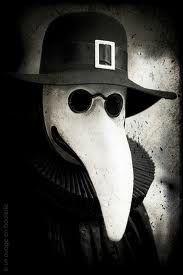 masque de peste