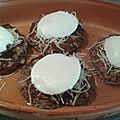 Steacks hachés maison gratinés au fromage