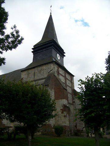 Hescamps Église St Clair (6)