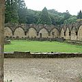 Abbaye Ruines le Parloir