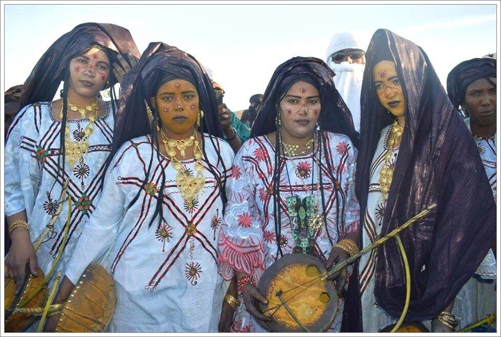 les-touareg-du-niger - Photo