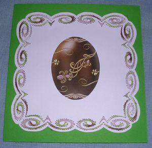 Carte chocolat - douceur11