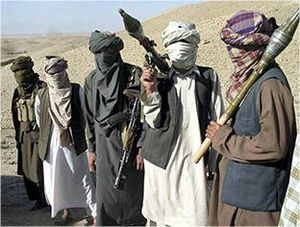 afghanistan taliban fighters