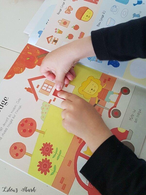 livre maternelle apprentissage