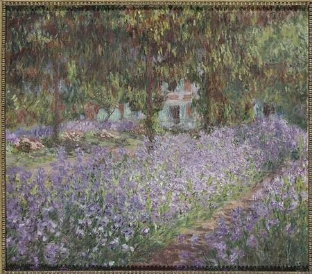 monet, jardin de l'artiste