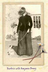 Beatrix Potter Bunnyga