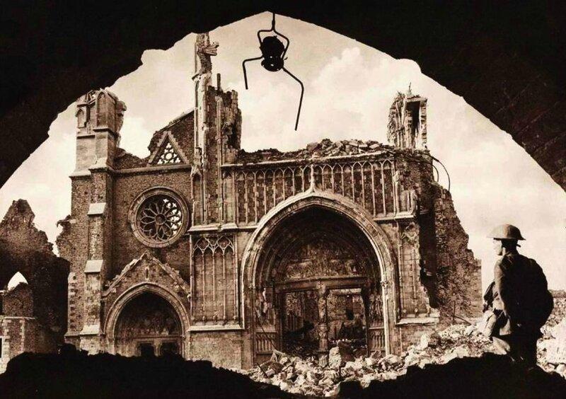 Cathéd Ypres