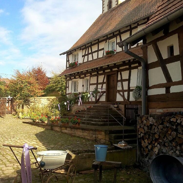 Kutzenhaussen maison rurale