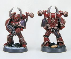 Space marine WB 1