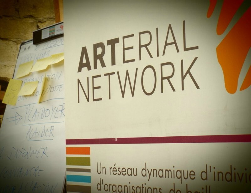 Atelier ARTERIAL NETWORK -Convention UNESCO - RDC 2014 (15)