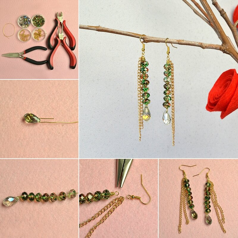 1080-How-to-Make-a-Pair-of-Easy-Chain-Tassel-Earrings-with-Glass-Beads