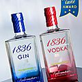 1836 gin & vodka radermacher