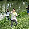Atelier du 20 mai canal d arles à fos