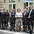 Prix Théophile Legrand 2012 à Paris et à Chaalis