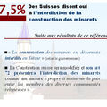 le point sur l interdiction de la construction des minarets en suisse 1