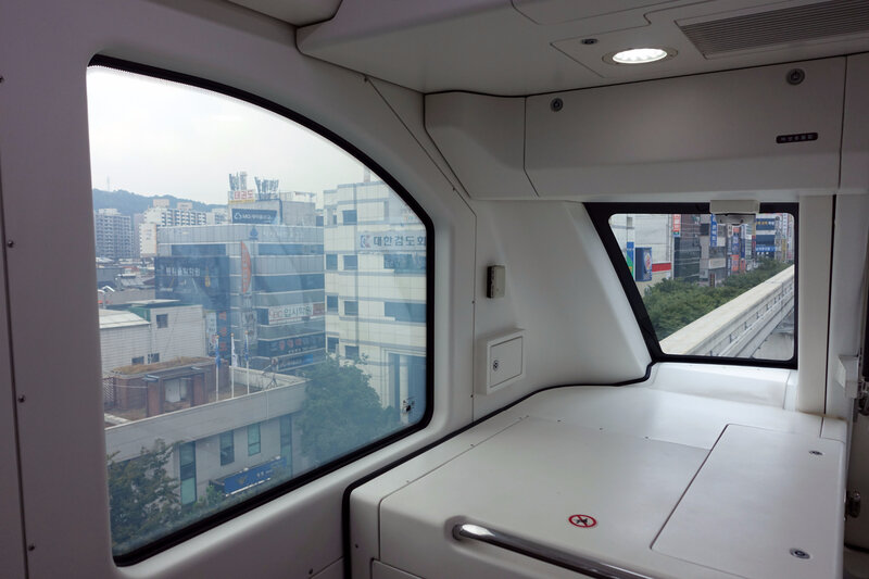 Window Daegu Monorail 1