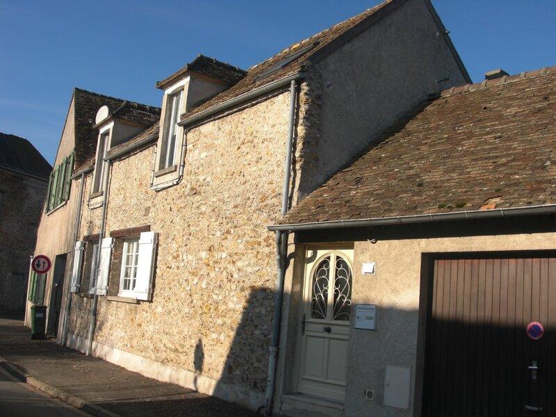Visite maison de ville ancienne de charme 78730 for Visite en yvelines