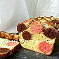Gateau à pois { bubble cake } ou l'art d'utiliser différemment son moule à cake pops . { facile et ludique }