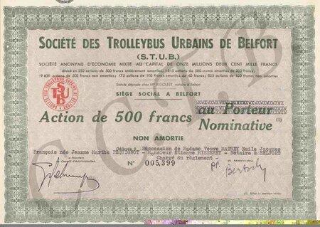 Titre Trolley Belfort 1 CCTB
