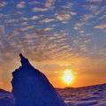 Nunavut - banquise apparition