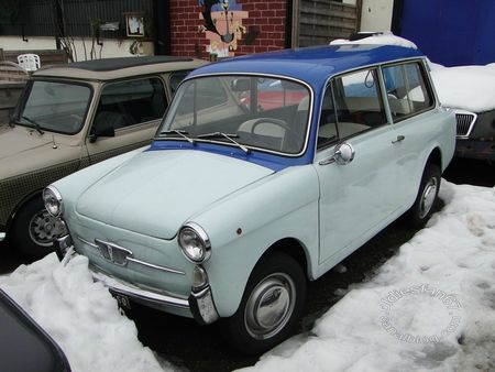 autobianchi bianchina panoramica, 1957 1970, 3