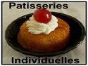 patisseries individuelles
