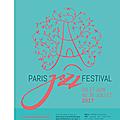 Le paris jazz festival revient cet été au parc floral de paris !