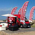 Book truck : le camion librairie débarque sur votre plage