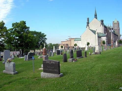 Beauport-cimetière La Nativité de Notre-Dame