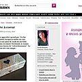 Article- Chronique JDF du 31-01-2013