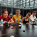 Vampire Academy New York Comic Con 02