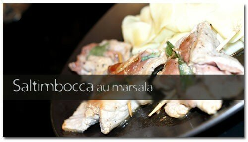 saltimbocca