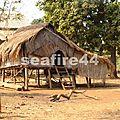 127_Ratanakiri_village de minorités Kroeungs