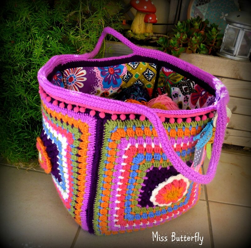 Frida's flowers bag (5)