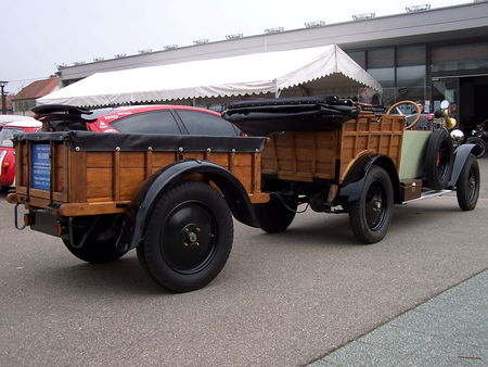 MATHIS M Normande chassis long 1924 Bourse Echanges Auto Moto de Chatenois 2009 3