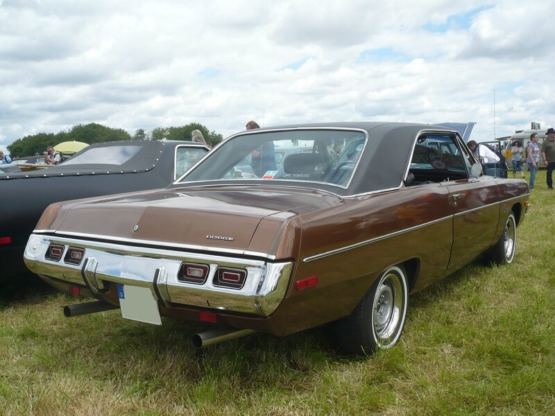 DODGE Dart Swinger 2door hardtop 1972 Eutingen im Gau (2)