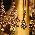 BO estampes et skulls bronze